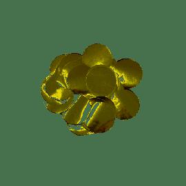 FOIL CONFETTI GOLD 10MM X 50G