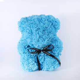ARMOUR ROSE BABY BEAR BLUE