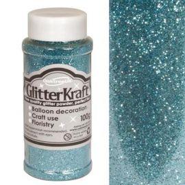 Kraft Fine Glitter 100g  Lt Blue No25