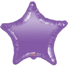 22 INCH PURPLE STAR PACKAGED