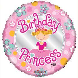 18 INCH BIRTHDAY PRINCESS