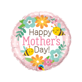18 INCH MOTHERS DAY BEES AND FLOWERS 17539 071444175371