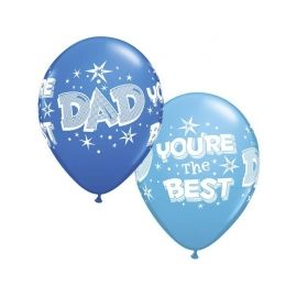 11 INCH HAPPY FATHERS DAY PK OF 50 24362 071444243629