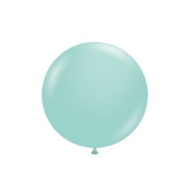 36 INCH PASTEL TEAL PK OF 10 36028 719784360285