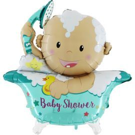 42 INCH BABY STAR SHOWER 3D 73065 8050195730659