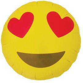 14 INCH SMILEY VALENTINE 847881012704