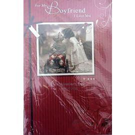 BOYFRIEND CODE 75 TRAD PK6 CARDS