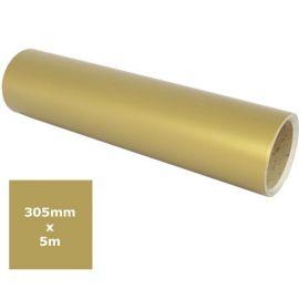 GOLD VINYL 305MM X 5M